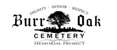 Burr Oak Memorial Logo